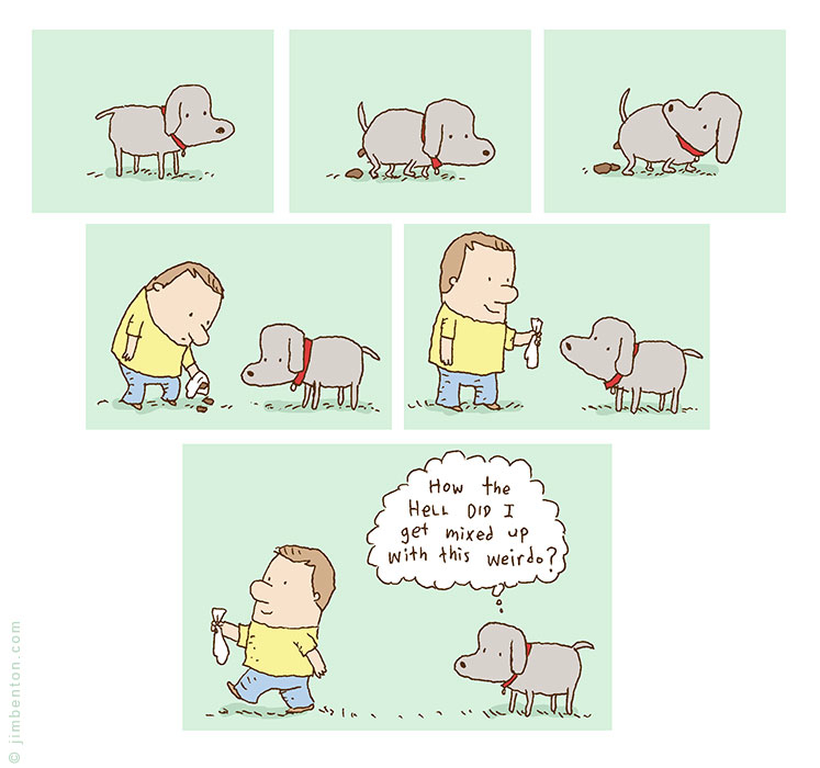 JimBentonComic-WeirdoDogPoop.jpg